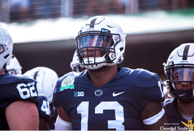 Penn State Football: Brooks Ready for Next Step, and the Chance to Finally Be Back On The Field